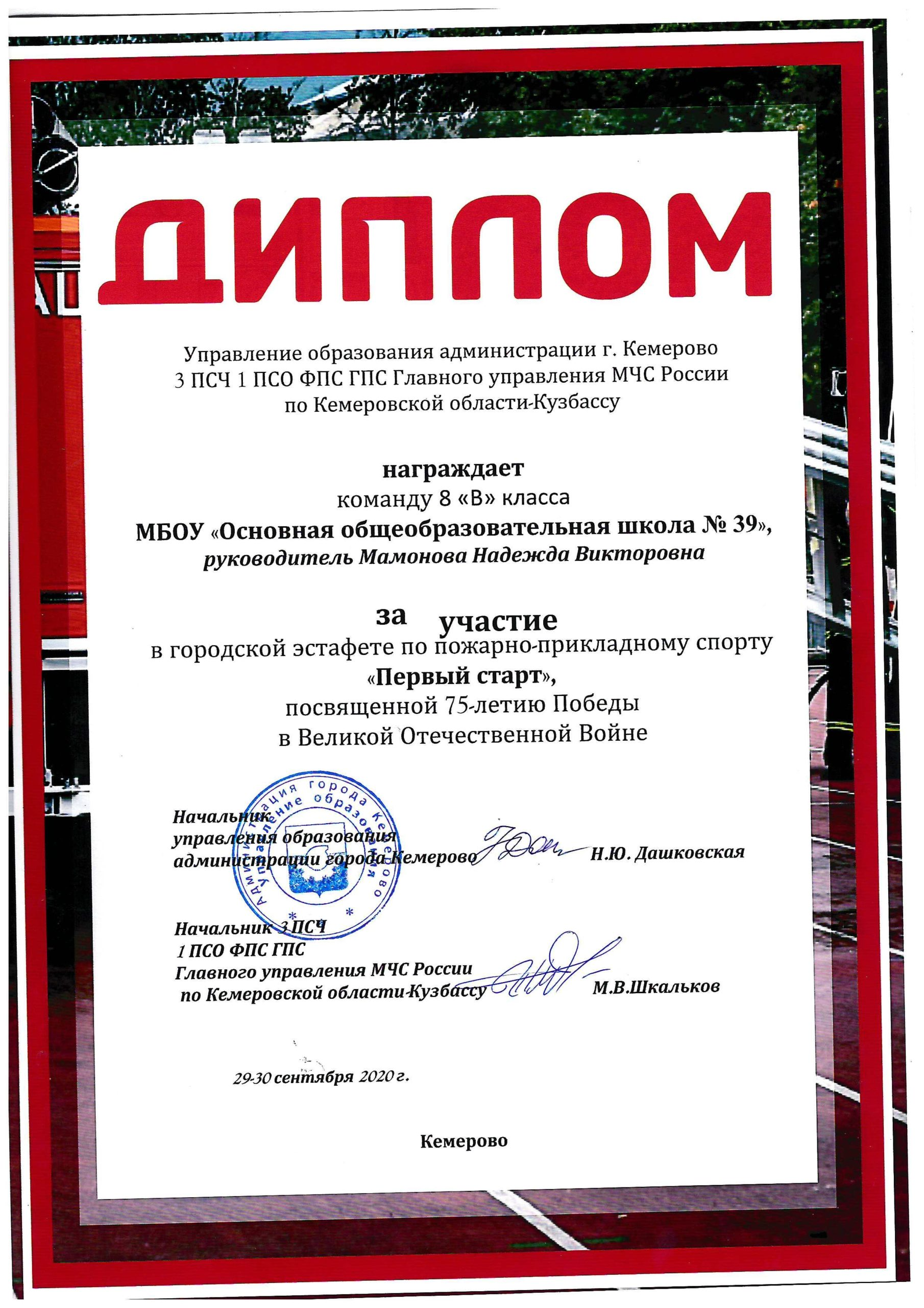 Дипломы ППС — 0011